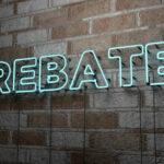 Rebate ending